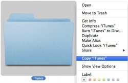 multiple itunes, copy itunes folder, sync without erasing