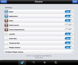 remove other space iTunes icleaner jailbroken