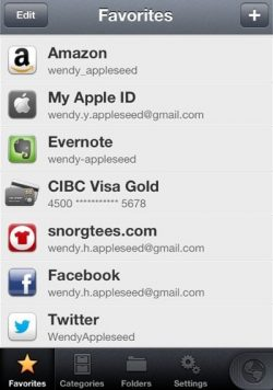 best way to keep track of passwords pass codes 1password