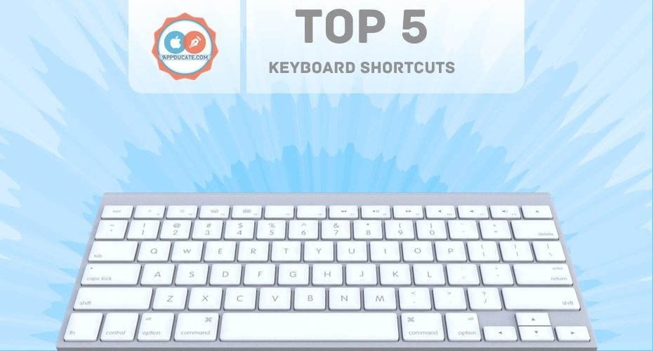 os x keyboard shortcuts